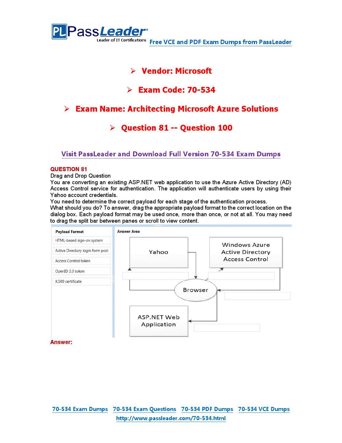 70 646 exam questions pdf