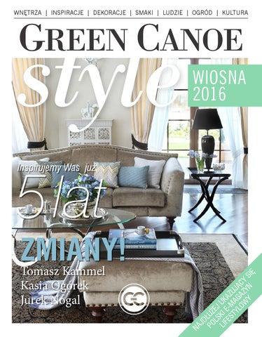 Green Canoe Style Wiosna 2016 By Green Canoe Issuu
