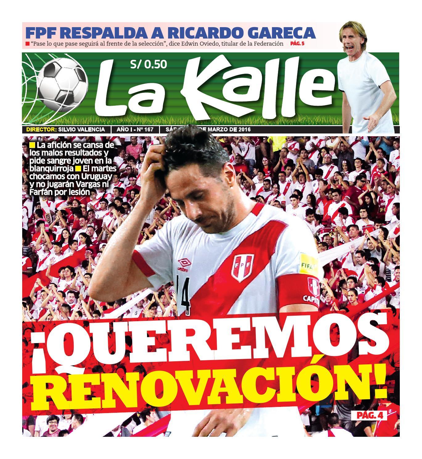 Diario La Kalle by Corporación Universal - Ediciones digitales - issuu 857b5e166d5a9