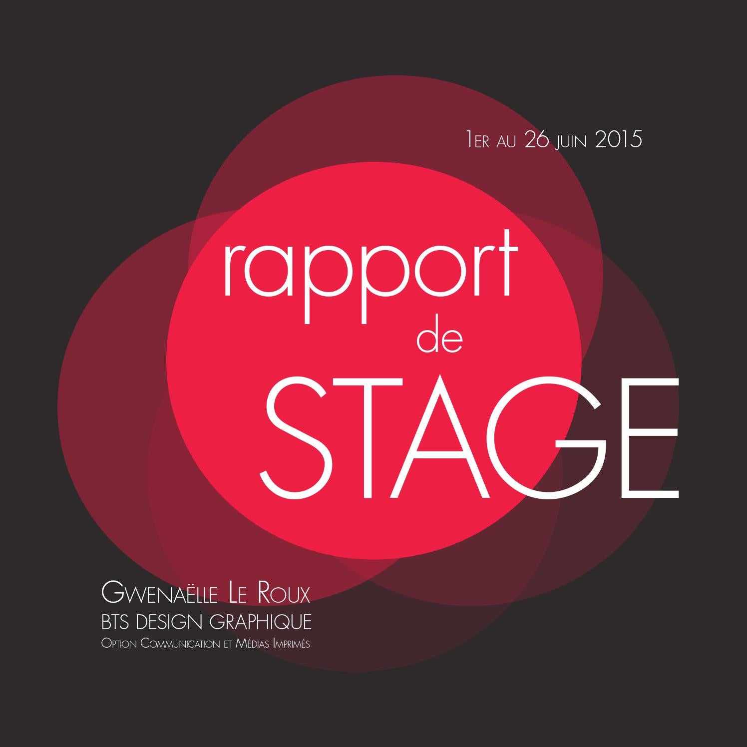 Assez Rapport de stage - Iken Communication by Gwen Stan Pattumiera - issuu TZ91