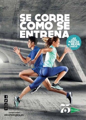 El Corte Inglés Se Corre Como se Entrena by André Gonçalves