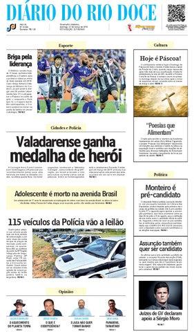 0d69aa60319 Diário do Rio Doce - Edição de 27 03 2016 by Diário do Rio Doce - issuu