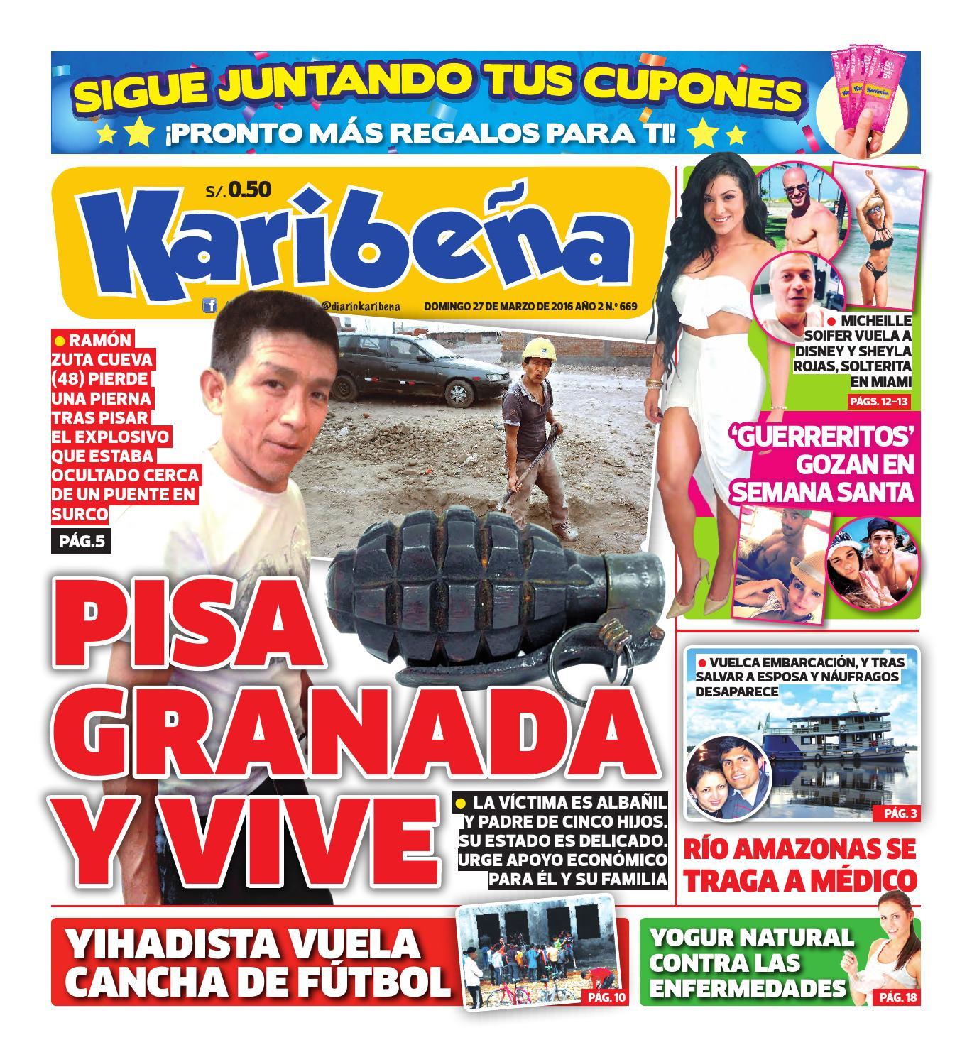 b52f935cd631 Diario Karibeña by Corporación Universal - Ediciones digitales - issuu