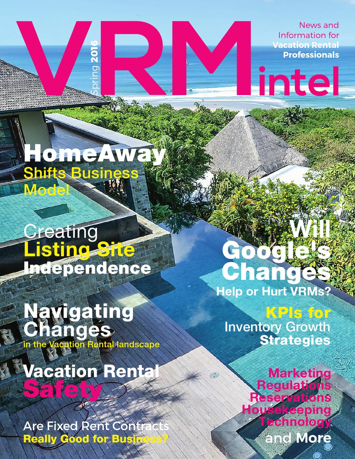 VRM Intel Magazine Spring 2016 by Amy Hinote - issuu