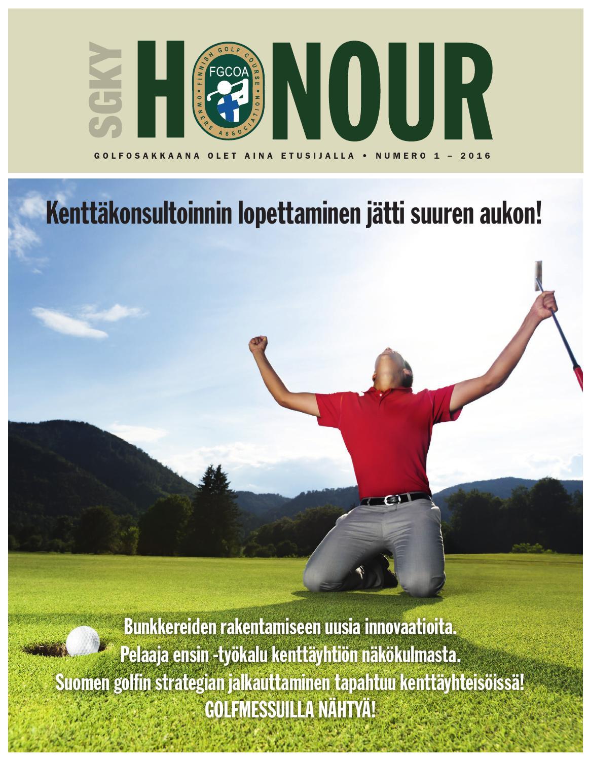fgcoa honour magazine 1 2016 by jukka rimpiläinen issuu