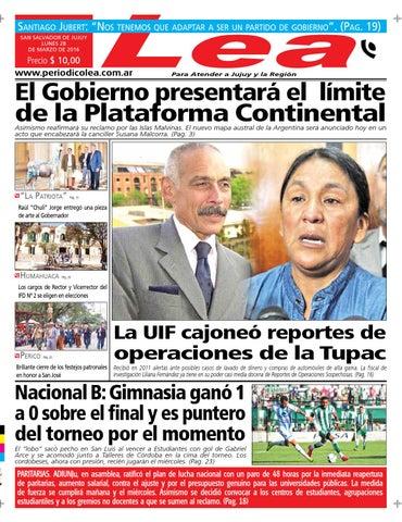Periódico Lea Lunes 28 de Marzo del 2016 ac7f975c0d3