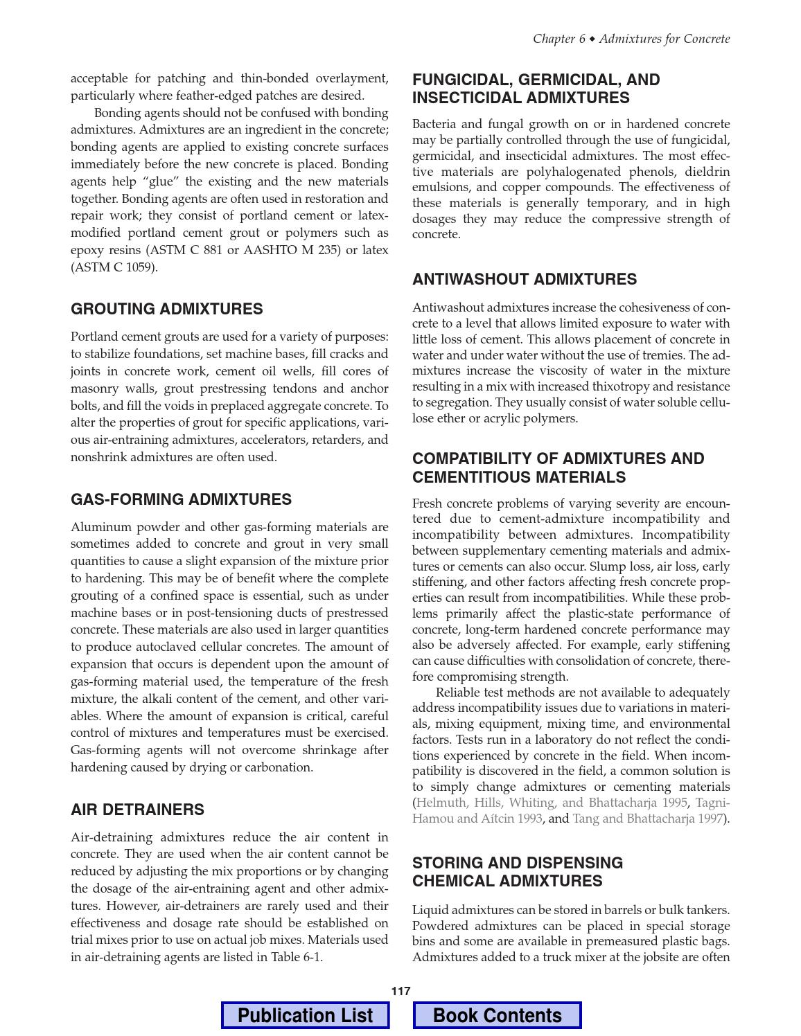 design and control concrete by Mebuild - issuu