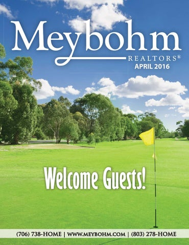 Meybohm Magazine April 2016