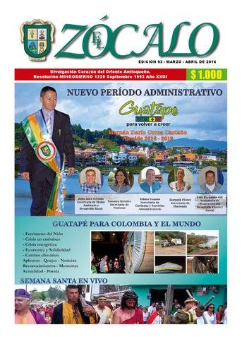 El zocalo 93 by Periodico el Zocalo - issuu