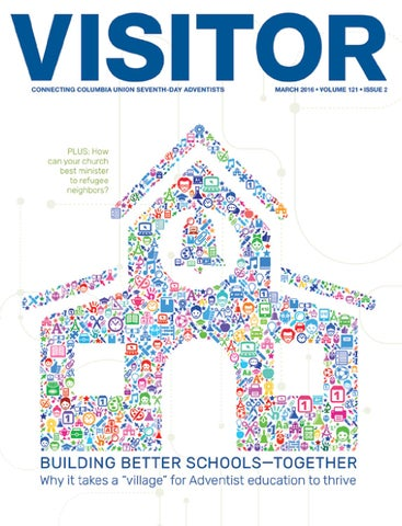 Columbia union visitor march 2016 by columbia union conference issuu page 1 fandeluxe Image collections