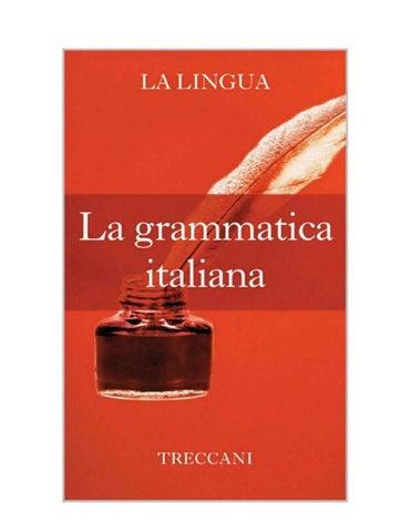 Sommario La grammatica italiana A B C D E F G I L M N O P Q R S T U V W Z 690dbf704289