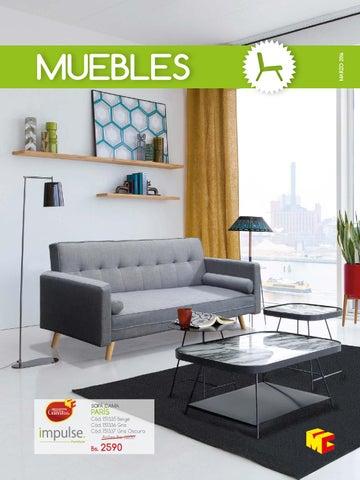 Catálogo Muebles 2016 by Multicenter Bolivia - issuu