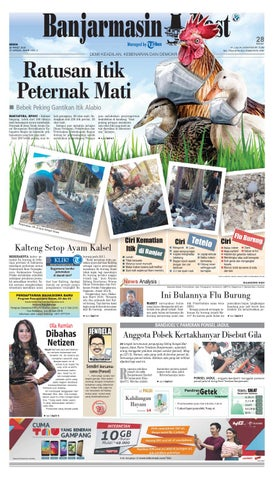 Banjarmasin Post Senin 27 Maret 2016 By Banjarmasin Post Issuu