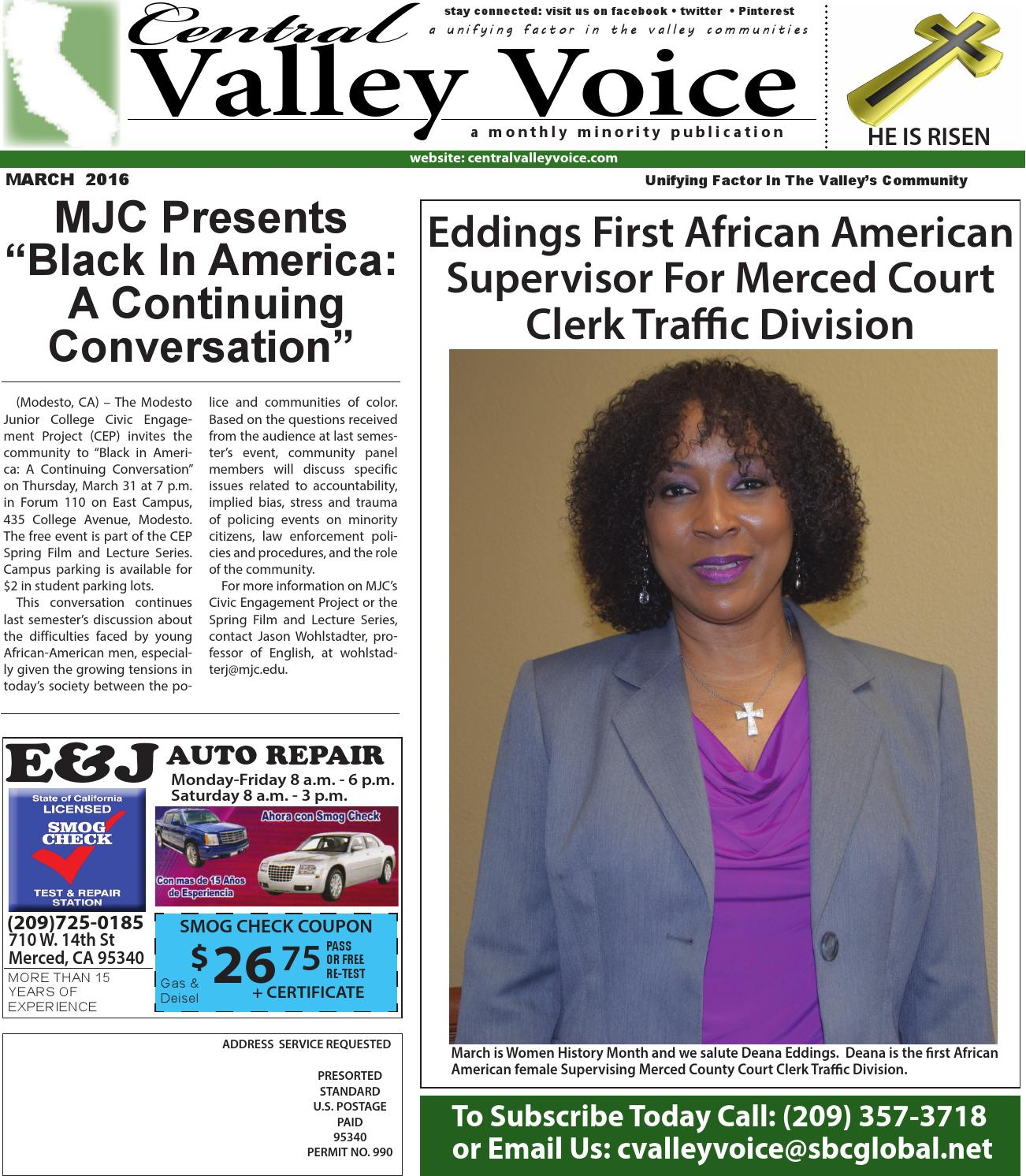 March 2016 by central valley voice issuu aiddatafo Images