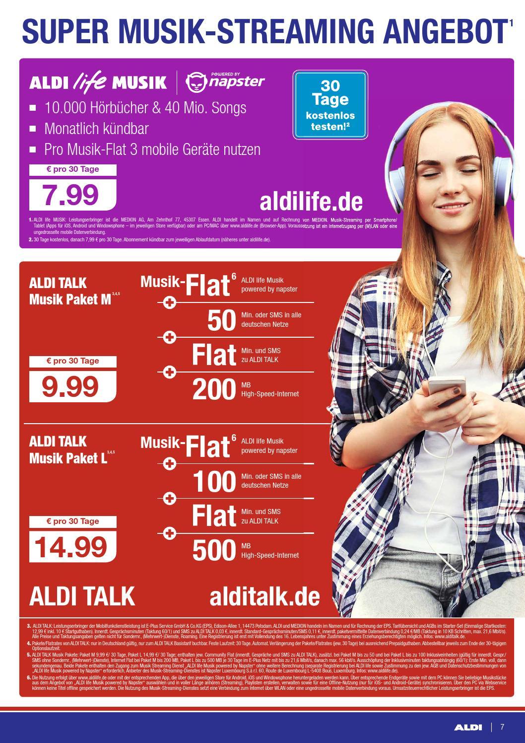 Aldi Talk Ablaufdatum