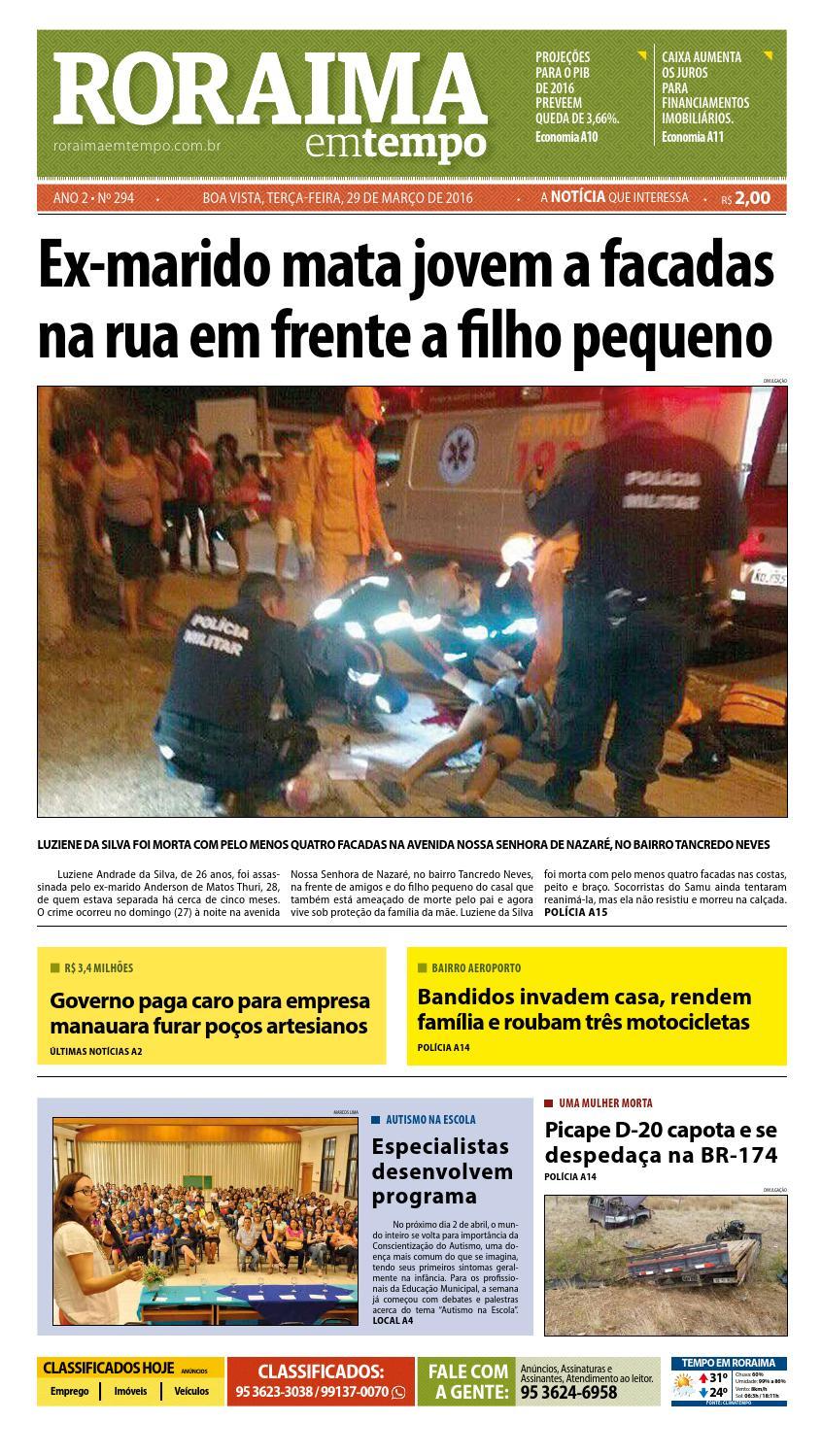 f54480ffbaf Jornal roraima em tempo – edição 294 – período de visualização gratuito by  RoraimaEmTempo - issuu