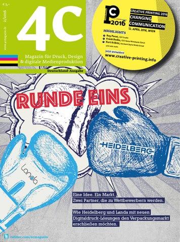 4c Deutschland Ausgabe 2 2016 By 4cmagazin Issuu