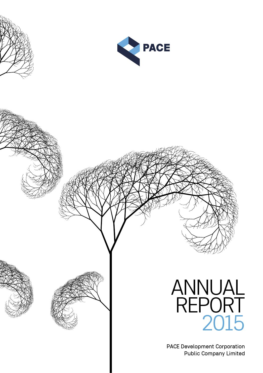 PACE : Annual Report 2015 by anisa - issuu