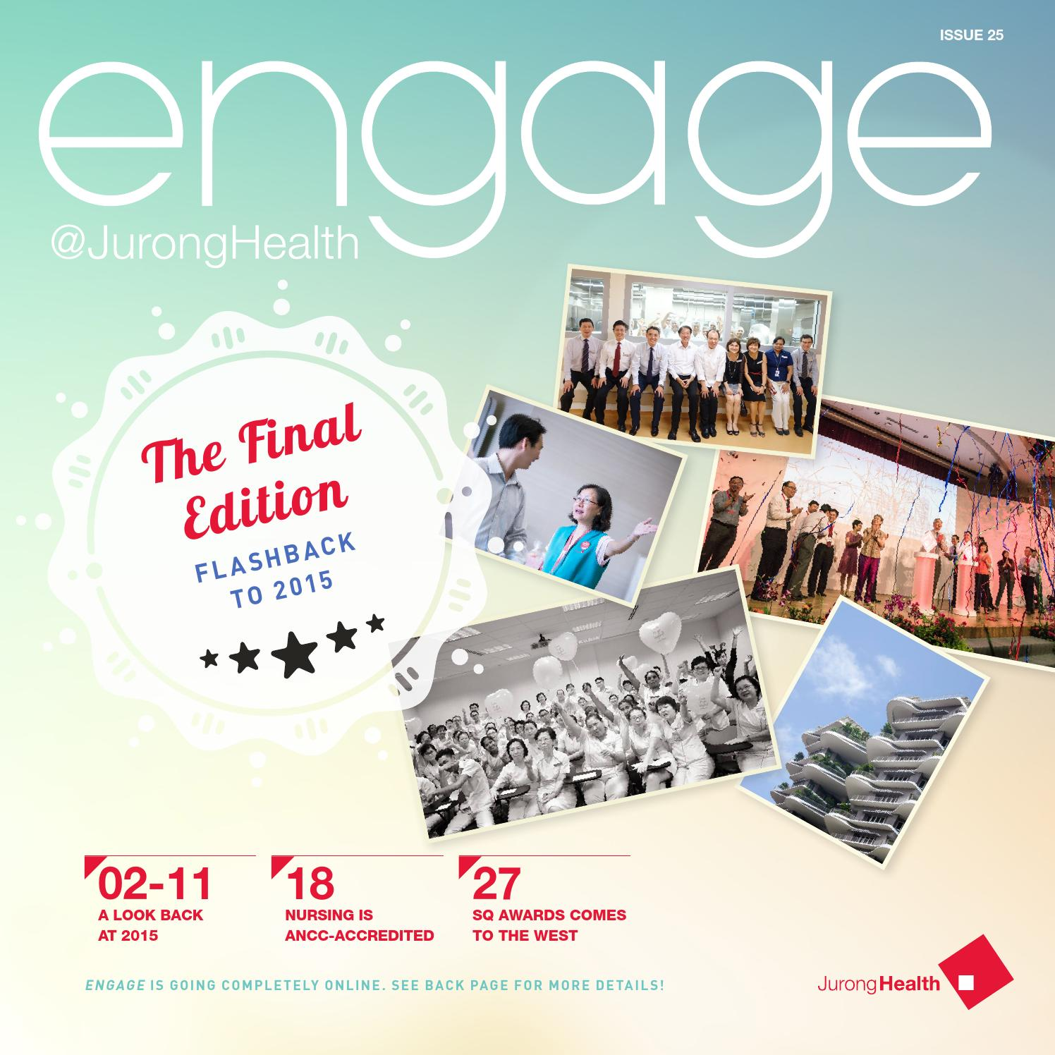 Engage juronghealth issue 25 by juronghealth campus issuu xflitez Choice Image