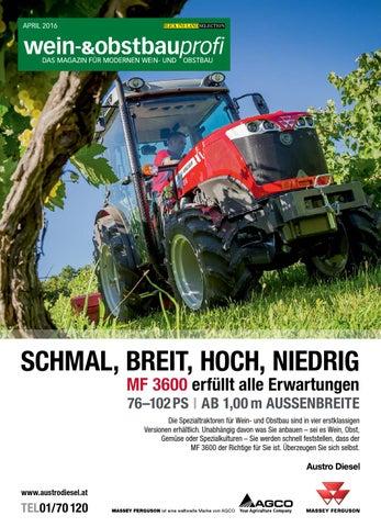 01/16 Wein- & Obstbauprofi by SPV-Verlag - issuu