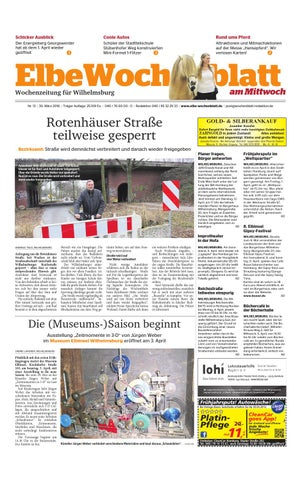 7aa70054a008cd Wilhelmsburg KW13-2016 by Elbe Wochenblatt Verlagsgesellschaft mbH ...