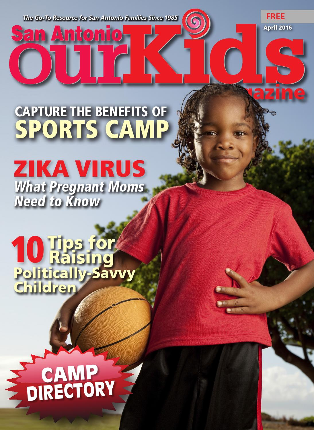 caf1e90846ac Our Kids Magazine April 2016 by Our Kids Magazine - issuu