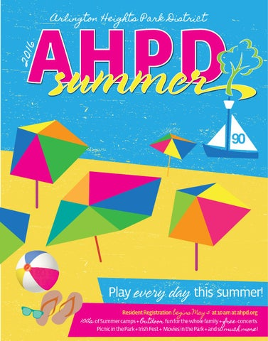 Arlington heights park district activity guide summer 2016 by page 1 fandeluxe Image collections