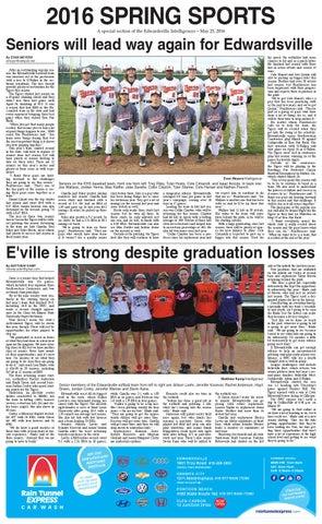 032516 Spring Sports By Edwardsville Publishing Issuu