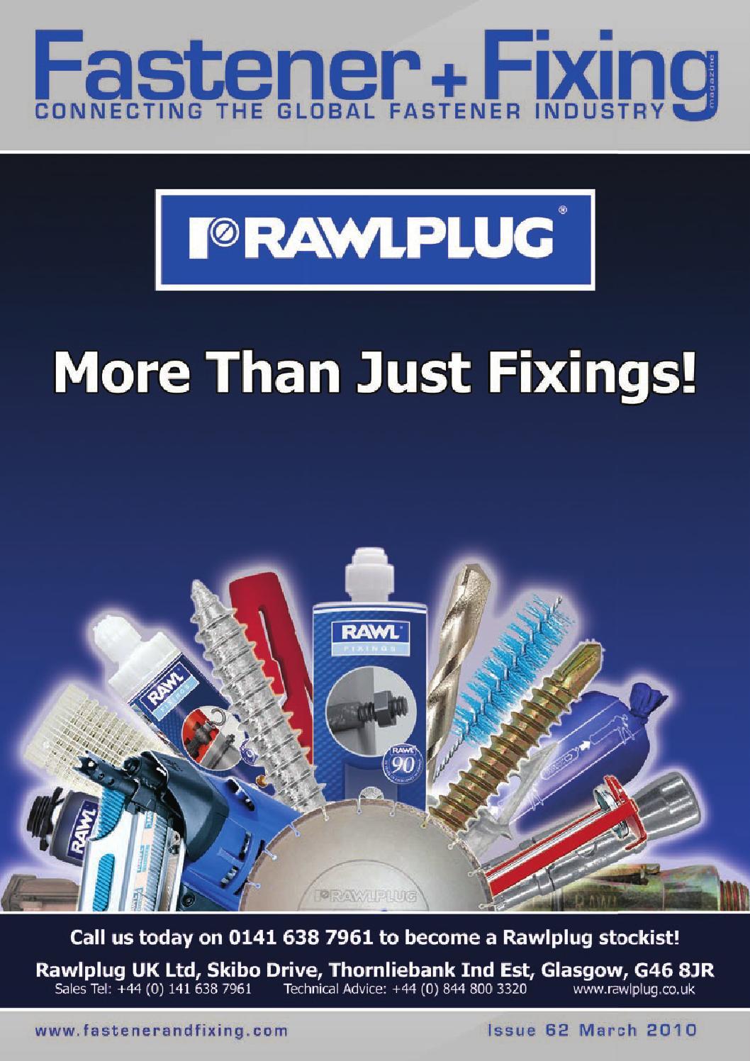 Fastener Fixing Magazine 62 By Fastener Fixing Magazine Issuu