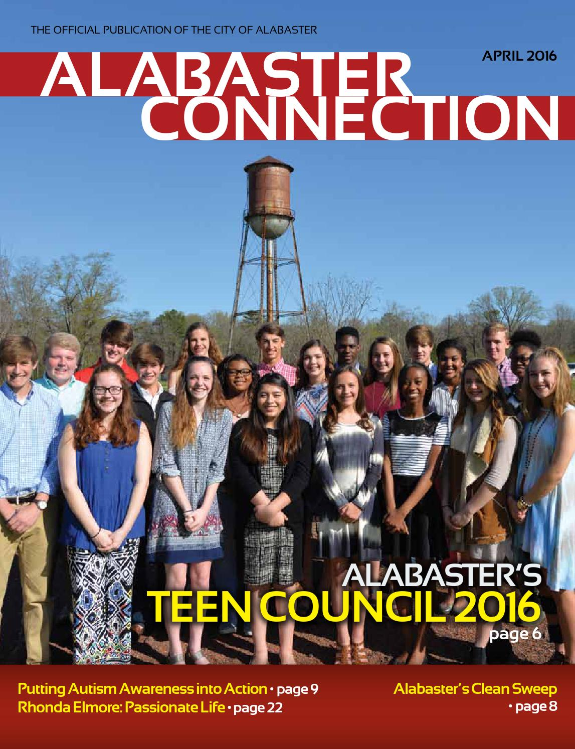 Alabaster Connection April 2016 By Me2graphicsllc Issuu