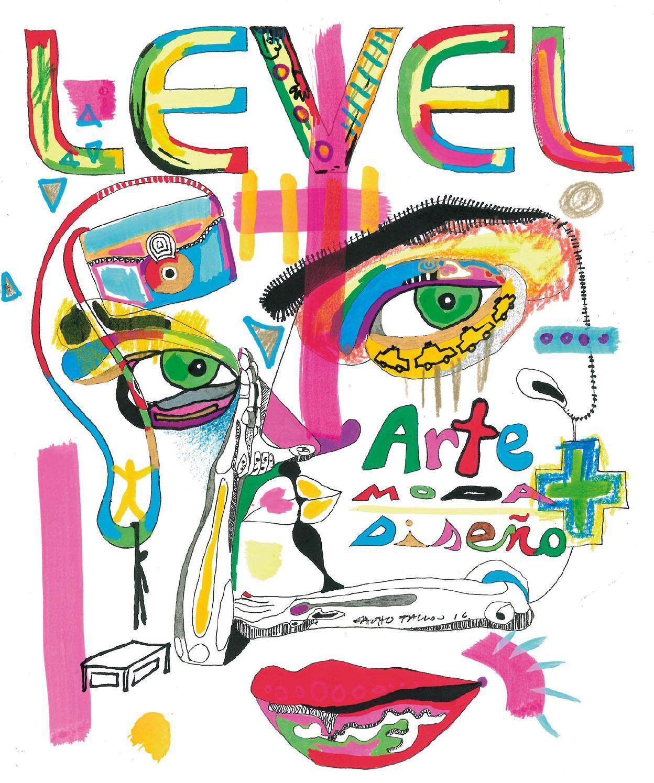 Edicion Especial Level 46 Arte Dise O Moda By Revista Level  # Muebles Narciso Caaguazu