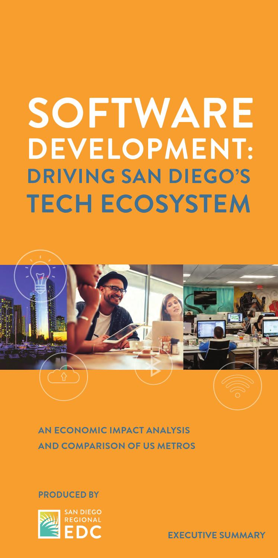Software Development: Driving San Diego's Tech Ecosystem