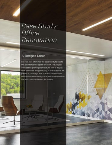 Case Study Office Renovation By Array Architects Issuu