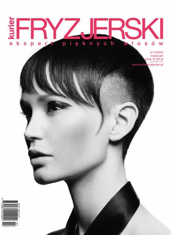 Kf 2 2016 Kurier I Barber Online By Prasa Profesjonalna Issuu