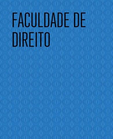 Faculdade de Direito by Univap - issuu