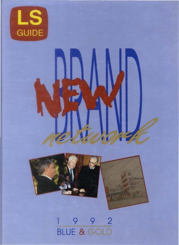 quality design 70b4d 302df 1992 Blue and Gold Yearbook by La Salle College High School - issuu