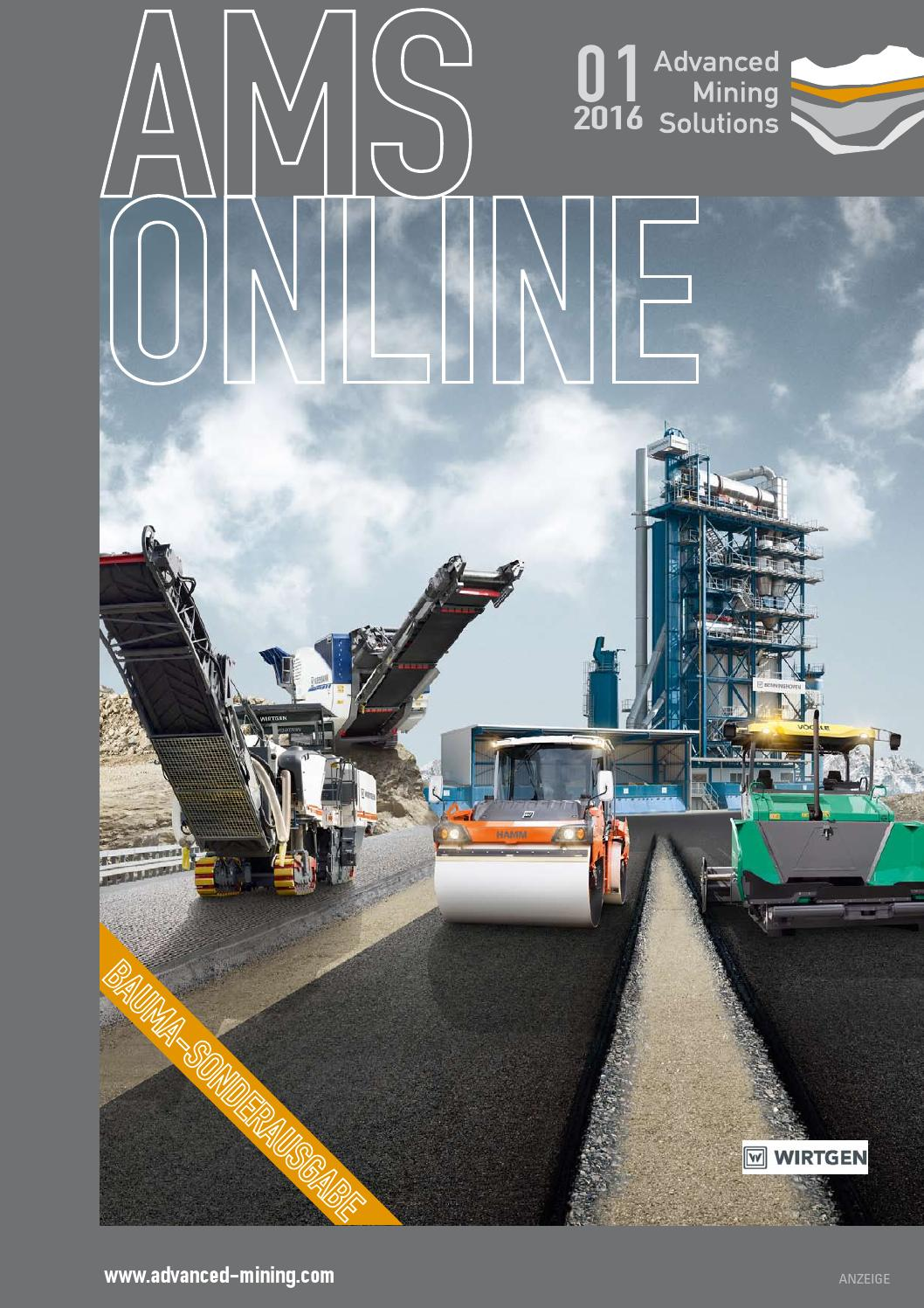 AMS-Online Ausgabe 01/2016 by AMS Online - issuu