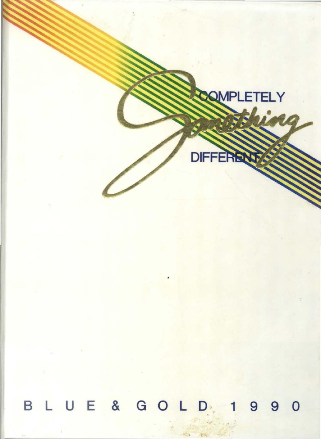 1990 Blue And Gold Yearbook By La Salle College High School Issuu Handle Rem Kiri Kc Mio