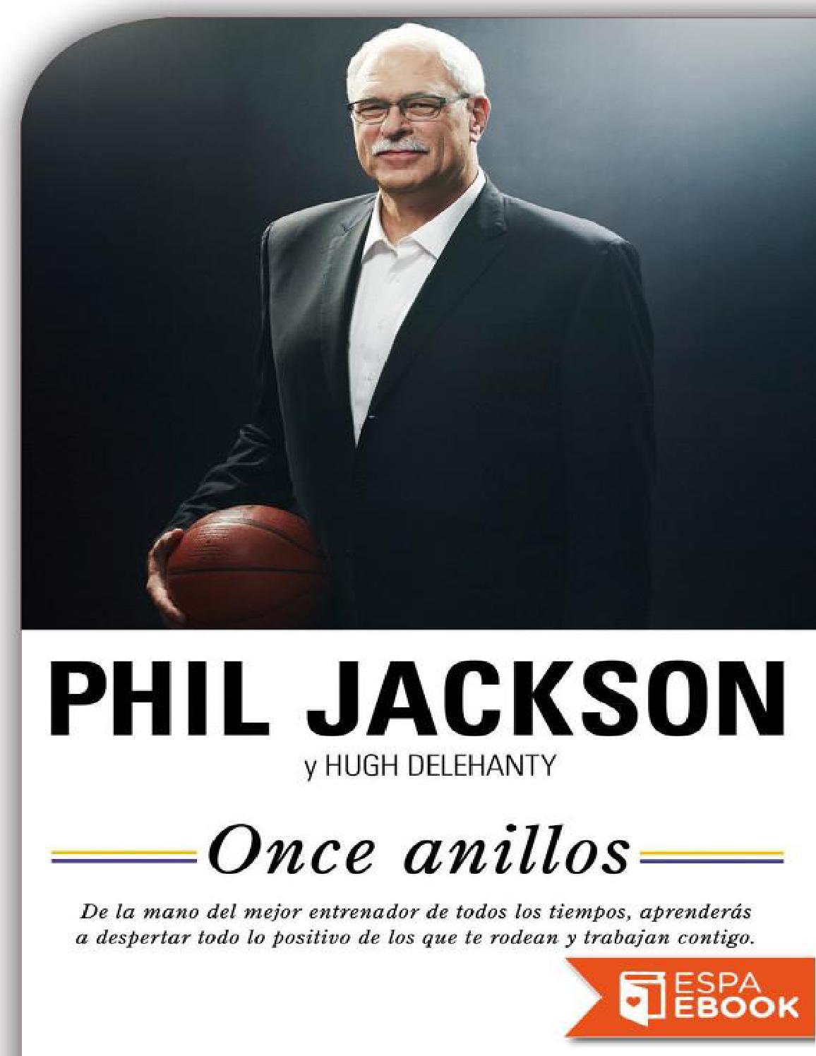 Once anillos phil jackson by gerardo - issuu
