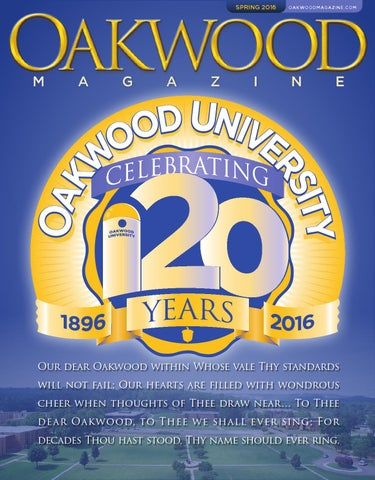 Oakwood Magazine Spring 2016 by Integrated Marketing