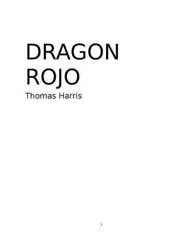 harris thomas dragon rojo by Kosmic Bluez - issuu