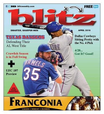 5ed2b27fde1 Blitz April 2016 by Blitz Weekly - issuu