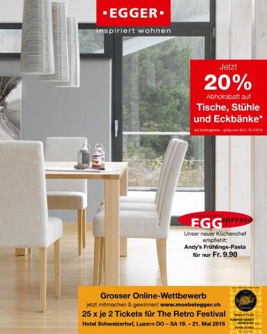 Prospekt Essen 2016 By Möbel Egger Issuu