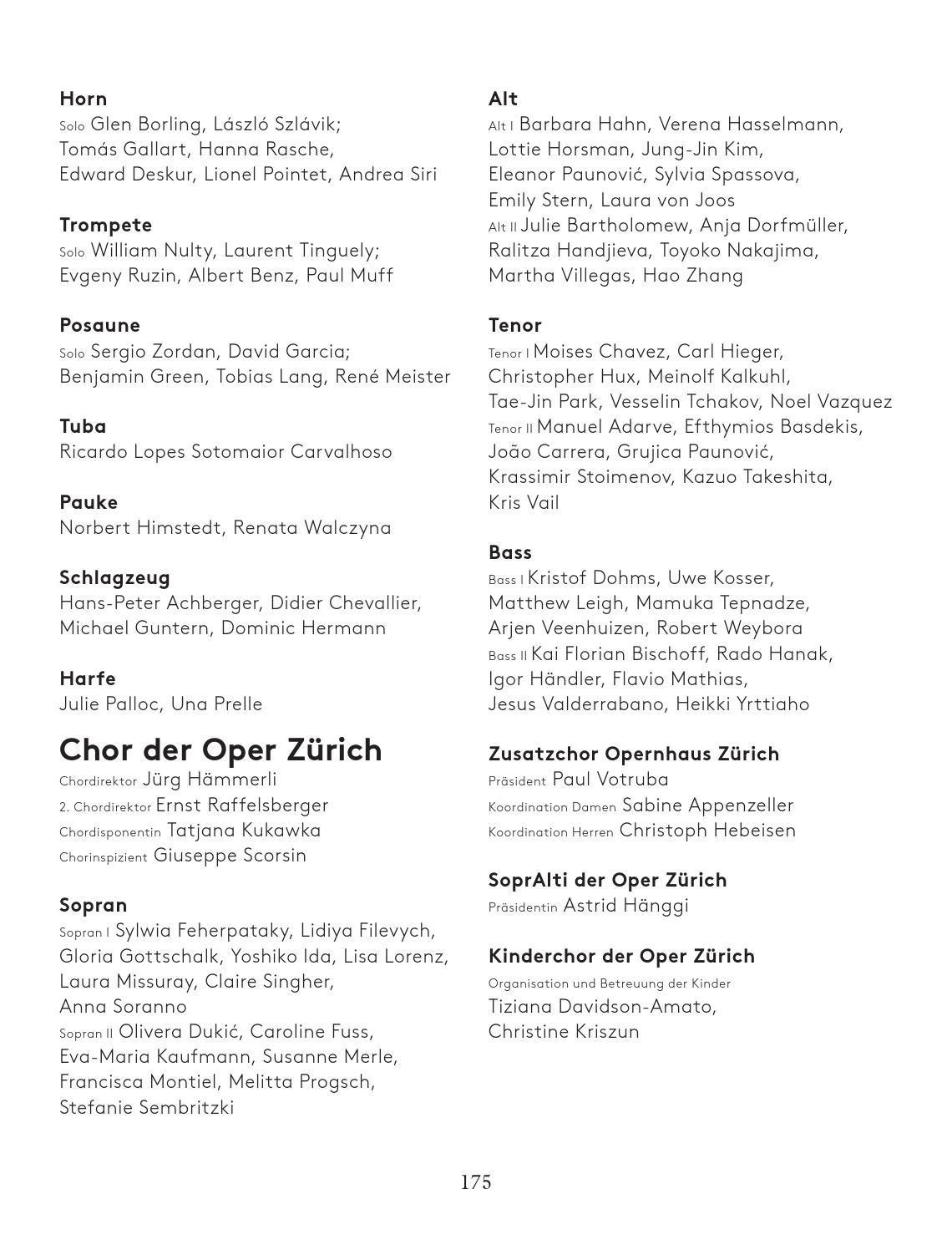 Saisonbuch 2016 17 by Opernhaus Zürich issuu