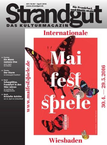 Strandgut 4 2016 by Strandgut Kulturmagazin - issuu 50d6a50a6112