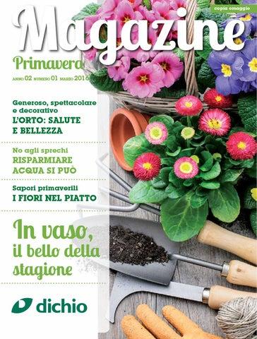 Dichio Mobili Da Giardino.Magazine Dichio Di Primavera By Giovanni Dichio Issuu