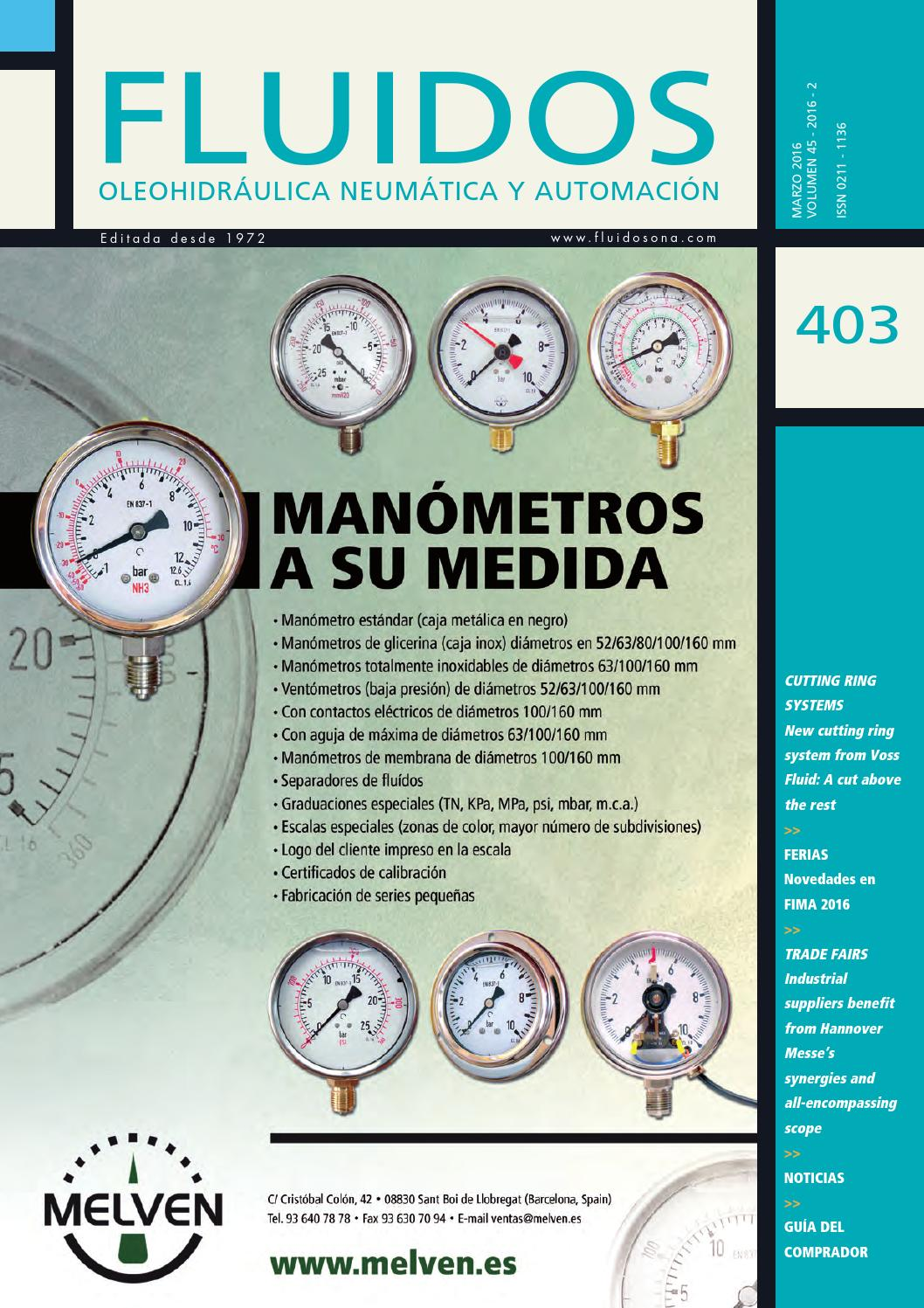 Fluidos nº403 by Publica SL - issuu