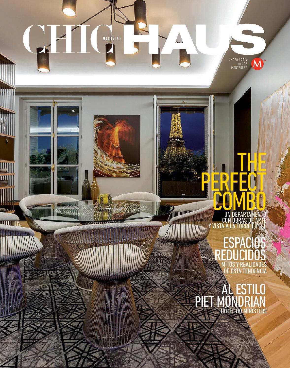 Chic Haus Gdl Noviembre By Chic Magazine Jalisco Issuu # Muebles Haus Monterrey