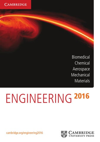 Engineering catalogue 2016 by cambridge university press issuu page 1 fandeluxe Gallery