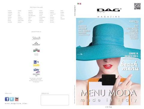 Sabbia PVC per fogli 14,8 x 21 cm Dag Style Linea Risto Portamenu A5